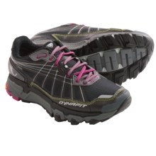 Dynafit Pantera Gore-Tex® Trail Running Shoes - Waterproof (For Women) in Black/Azalea - Closeouts