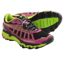 Dynafit Pantera Trail Running Shoes (For Women) in Azalea/Cactus - Closeouts