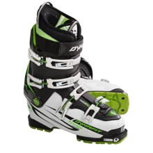 Dynafit Titan Ultralight TF Ski Boots (For Men) in White/Green - Closeouts