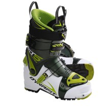 Dynafit TLT5 Mountain TF-X AT Ski Boots (For Men) in White/Green - Closeouts