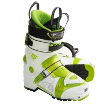 Dynafit TLT5 Mountain TF-X AT Ski Boots (For Women) in White/Green - Closeouts