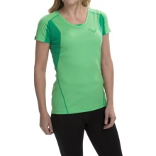 Dynafit Trail 2.0 T-Shirt - Short Sleeve (For Women) in Aurora/5530 - Closeouts