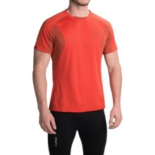 Dynafit Trail 2.0 ThermoCool® T-Shirt - Short Sleeve (For Men) in Dawn/1730 - Closeouts