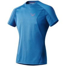 Dynafit Trail 2.0 ThermoCool® T-Shirt - Short Sleeve (For Men) in Sparta Blue - Closeouts
