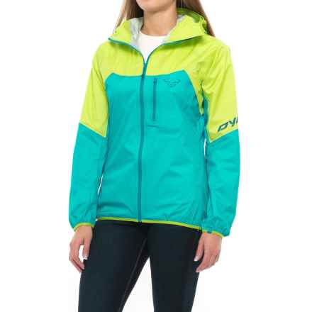 Dynafit Transalper 2 3L Jacket - Waterproof (For Women) in Cactus - Closeouts
