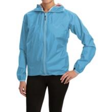 Dynafit Transalper 3L Jacket - Waterproof (For Women) in Chrystal - Closeouts