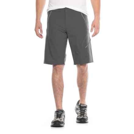 Dynafit Transalper Dynastretch Shorts (For Men) in Asphalt - Closeouts