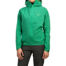 Dynafit Traverse Gore-Tex® Jacket - Waterproof (For Women) in Babylon - Closeouts