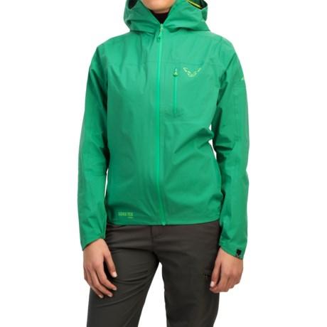 Dynafit Traverse Gore Tex(R) Jacket Waterproof (For Women)