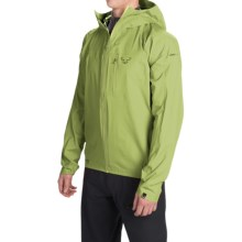 Dynafit Traverse Gore-Tex® Jacket - Waterproof, Hooded (For Men) in Apple - Closeouts