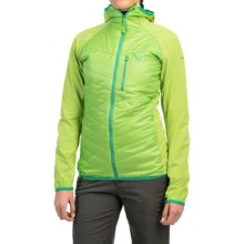 Dynafit Traverse PrimaLoft® Hybrid Jacket - Insulated (For Women) in Cactus - Closeouts
