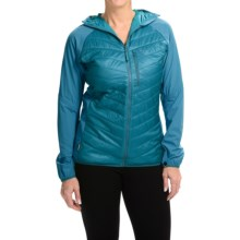 Dynafit Traverse PrimaLoft® Hybrid Jacket - Insulated (For Women) in Fiji Blue - Closeouts
