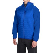 Dynafit Traverse PrimaLoft® Jacket - Insulated (For Men) in Sparta Blue - Closeouts