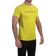 Dynafit Traverse T-Shirt - Short Sleeve (For Men) in Trojan/5550 - Closeouts