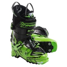 Dynafit Vulcan TF Alpine Touring Ski Boots (For Men) in Green/Carbon - Closeouts