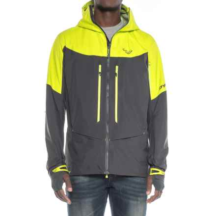 Dynafit Yotei Gore-Tex® Jacket - Waterproof (For Men) in Asphalt - Closeouts