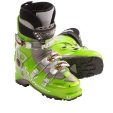 Dynafit Zzero3 C-TF Ski Boots (For Men and Women) in Translucent Green - Closeouts