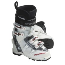 Dynafit ZZero4 PX-TF AT Ski Boots (For Women) in Pearl/Red - Closeouts