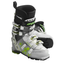 Dynafit ZZero4 U-TF AT Ski Boots (For Women) in Pearl/Green - Closeouts