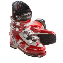 Dynafit Zzero4 U-TF Ski Boots (For Men and Women) in Transparent Red - Closeouts