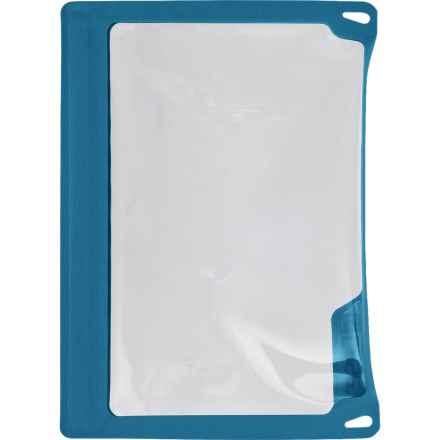 E-Case eSeries 13 Waterproof Case in Blue - Closeouts