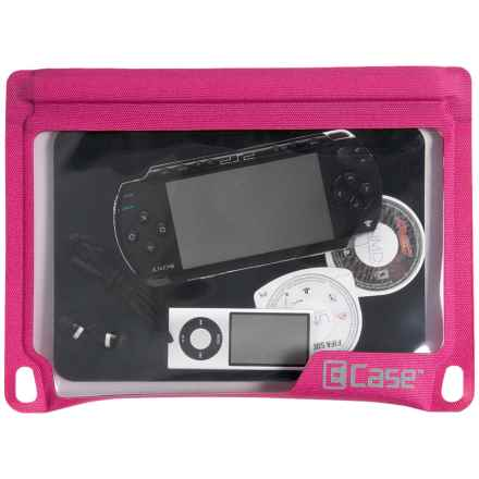 E-Case eSeries 13 Waterproof Case in Magenta - Closeouts