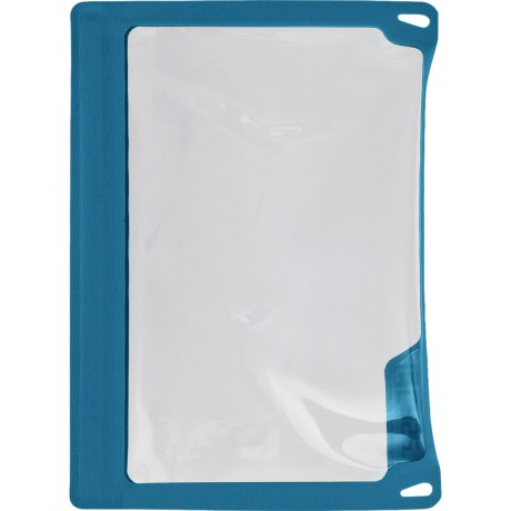 E-Case eSeries 15 Waterproof Case in Blue