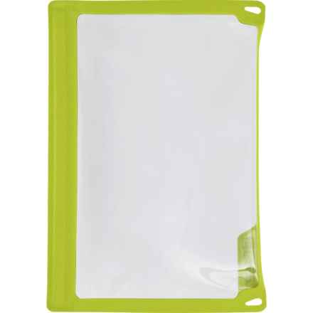 E-Case eSeries 17 Waterproof Case in Green - Closeouts