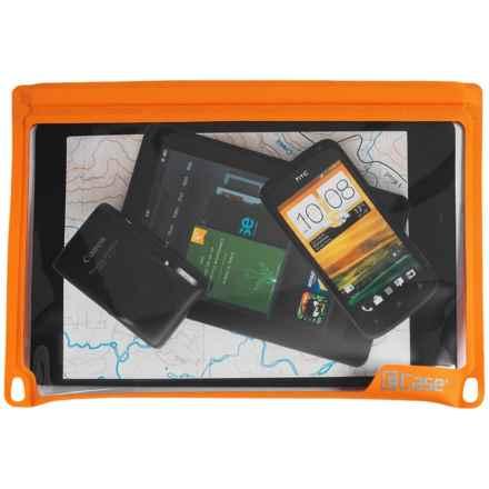 E-Case eSeries 20 Waterproof Case in Orange - Closeouts