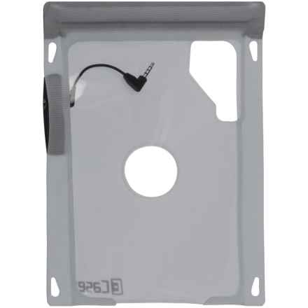 E-Case iSeries Case for iPad® Mini with Jack in Gray - Overstock