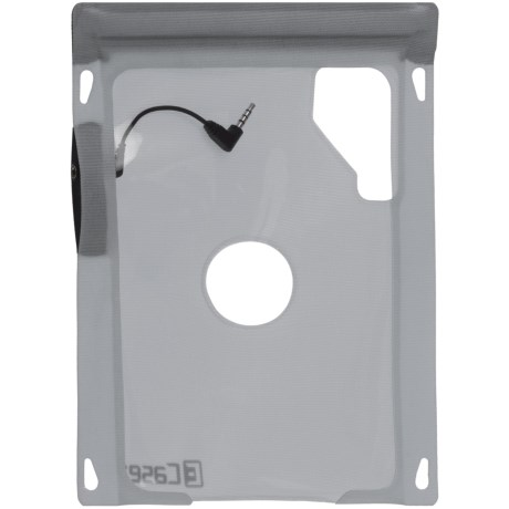 E-Case iSeries Case for iPad® Mini with Jack in Gray