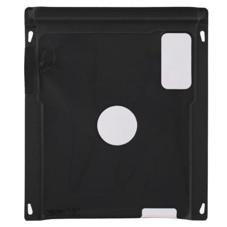 E-Case iSeries Case for iPad® with Jack in Black