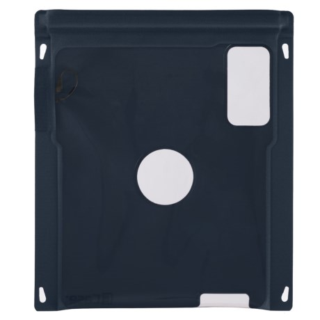 E-Case iSeries Case for iPad® with Jack in Blue