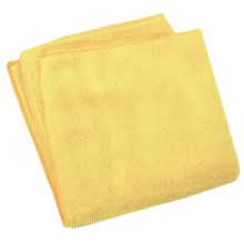 e-Cloth® Oversized Bathroom Cleaning Cloth - Microfiber in Yellow - Closeouts