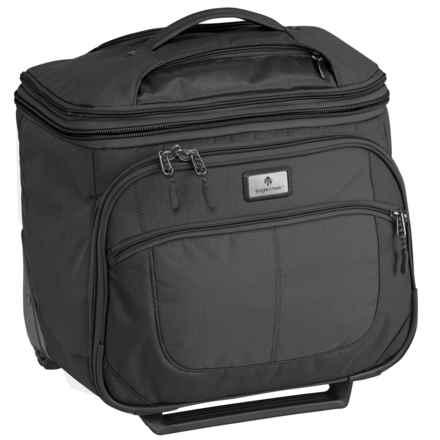 "Eagle Creek 14"" EC Adventure Pop Top Carry-On Bag in Black - Closeouts"