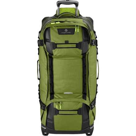 "Eagle Creek 30"" ORV Trunk Rolling Duffel Bag - Softside in Highland Green - Closeouts"