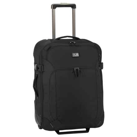 "Eagle Creek Adventure Rolling Upright Suitcase - 25"" in Black - Closeouts"
