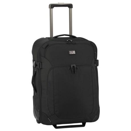 "Eagle Creek Adventure Rolling Upright Suitcase - 25"" in Black"