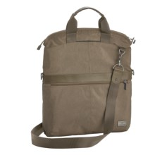 Eagle Creek Convertible Laptop Handbag in Cappuccino - Closeouts