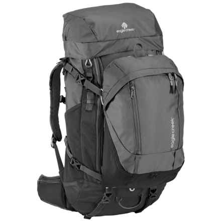 Eagle Creek Deviate 60L Travel Backpack (For Women) in Graphite - Closeouts