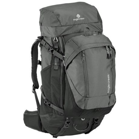 Eagle Creek Deviate 60L Travel Backpack (For Women) in Graphite