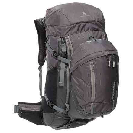Eagle Creek Deviate Travel Backpack - 60L, Internal Frame in Graphite - Closeouts