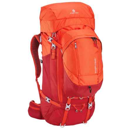 Eagle Creek Deviate Travel Backpack - 85L (For Women) in Flame Orange - Closeouts