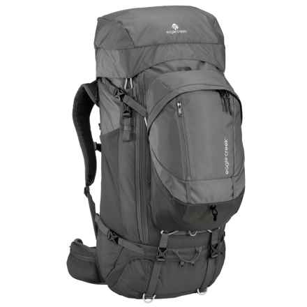 Eagle Creek Deviate Travel Backpack - 85L (For Women) in Graphite - Closeouts