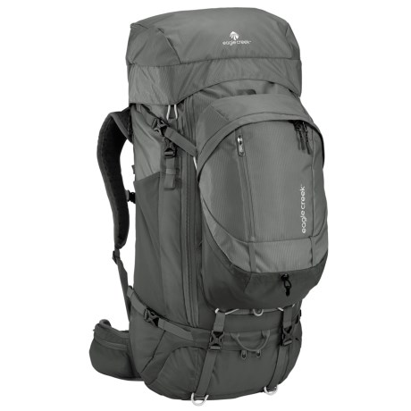 Eagle Creek Deviate Travel Backpack - 85L (For Women) in Graphite