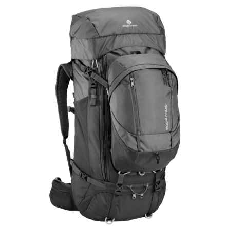 Eagle Creek Deviate Travel Backpack - 85L, Internal Frame in Graphite - Closeouts