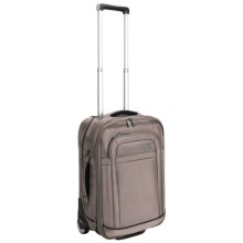 "Eagle Creek Ease 2-Wheeled Upright Suitcase - 22"", Carry-On in Pewter - Closeouts"