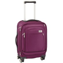 "Eagle Creek Ease 4-Wheel Upright Carry-On Suitcase - Rolling, 22"" in Berry - Closeouts"