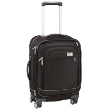 "Eagle Creek Ease 4-Wheel Upright Carry-On Suitcase - Rolling, 22"" in Black - Closeouts"