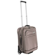 "Eagle Creek Ease International Carry-On Suitcase - Wheeled, 21"" in Pewter - Closeouts"